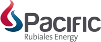 Sponsor Logo Pacific Rubiales Energy Corporation